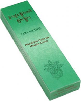 Gangchen | Tibetan Incense | Tara | Himalayan Herbs For Healthy Living | 20 Sticks | Made in Nepal